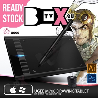 UGEE M708 Drawing Tablet | Shopee Malaysia