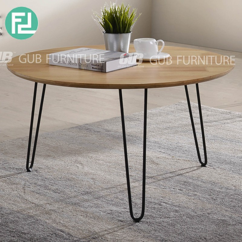 STYLO industrial style coffee table-2 colors