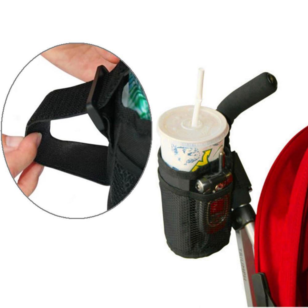 ที่วางแก้ว ขวดน้ำ สำหรับยึดติดรถเข็นเด็ก ส่วนลด100 บาท