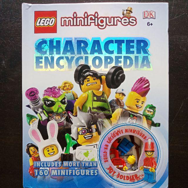 LEGO Minifigures Character Encyclopedia