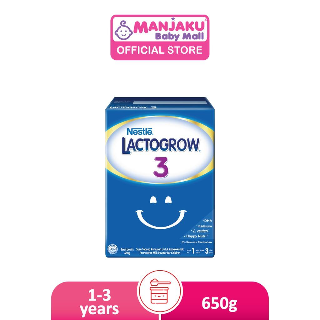 Nestle Lactogrow Step 3 (2 x 325g)