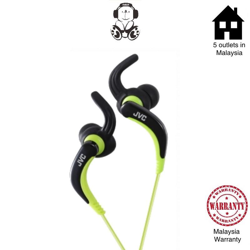 JVC HA-ETX30 IPX5 Waterproof Pivot Motion Sports Earphones