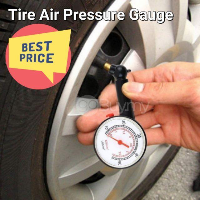 ???????? Car Motor Bike Dial Tire Air Pressure Gauge Meter High Precision