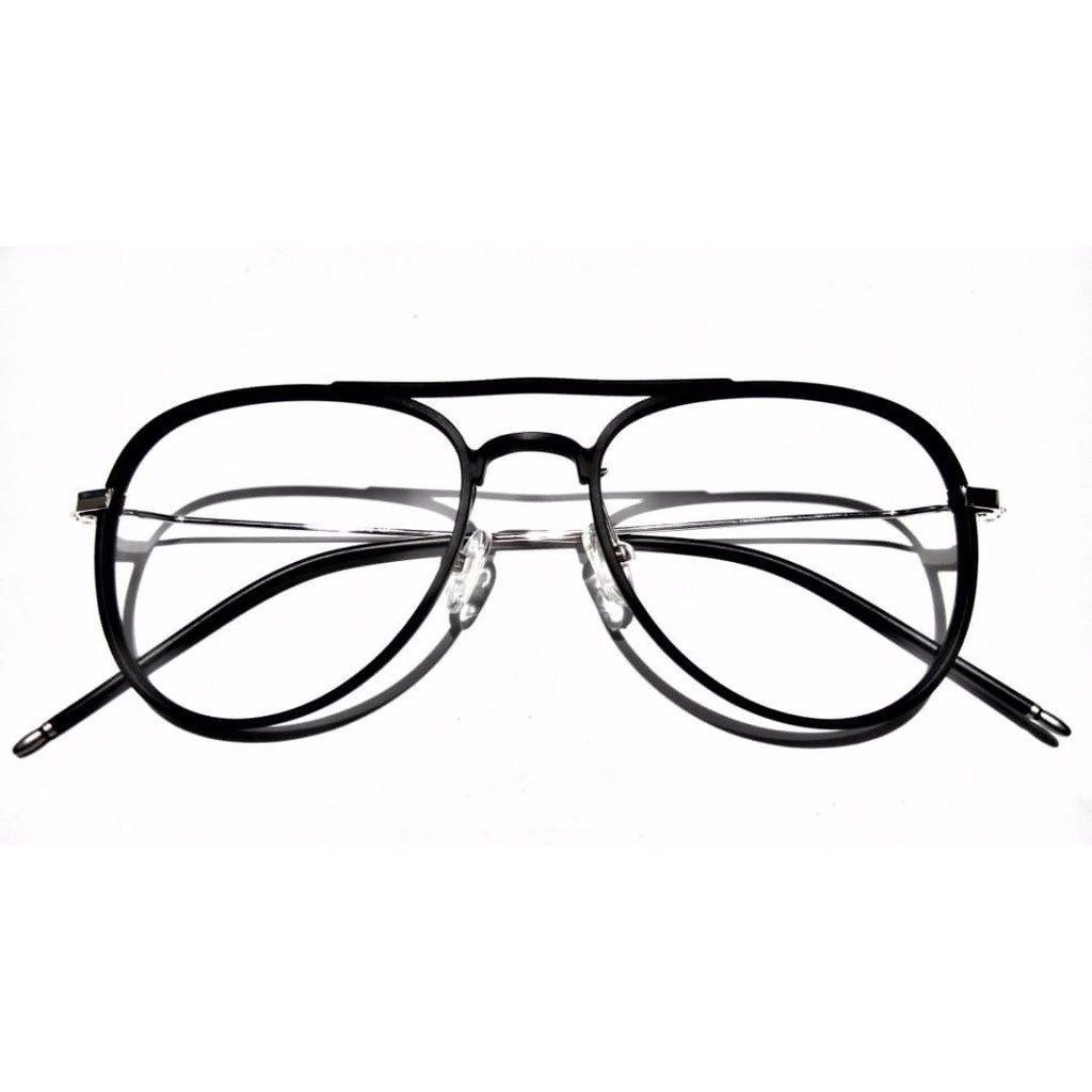 1.56 HMC + 8803 BLACK MATTE (prescription lens + can charge to nicely design of frame)