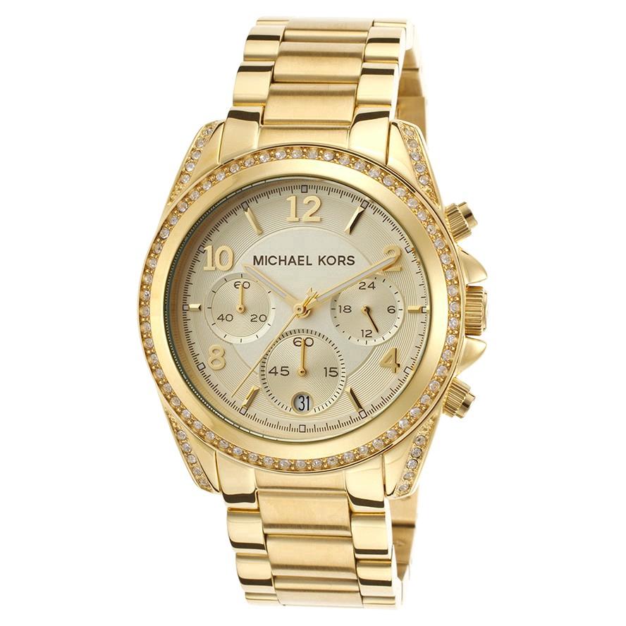 31d4e7245021 Michael Kors Runway Chronograph Purple Dial Rose Gold-tone Ladies Watch  MK6163