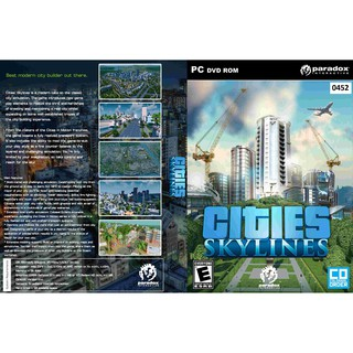 PC) Cities Skylines Deluxe Edition (Campus DLC Added