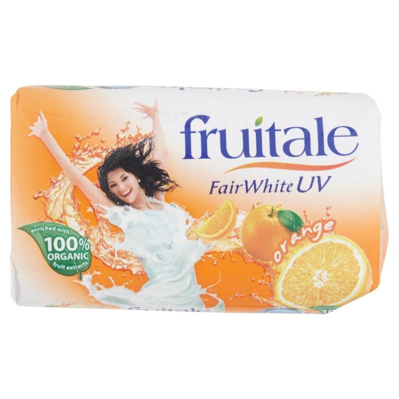 Fruitale Fair White Uv Orange (80g x 3)