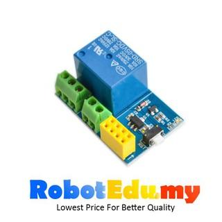 Arduino ESP8266 ESP-01S Relay 1 Way Relay WIFI Smart Socket