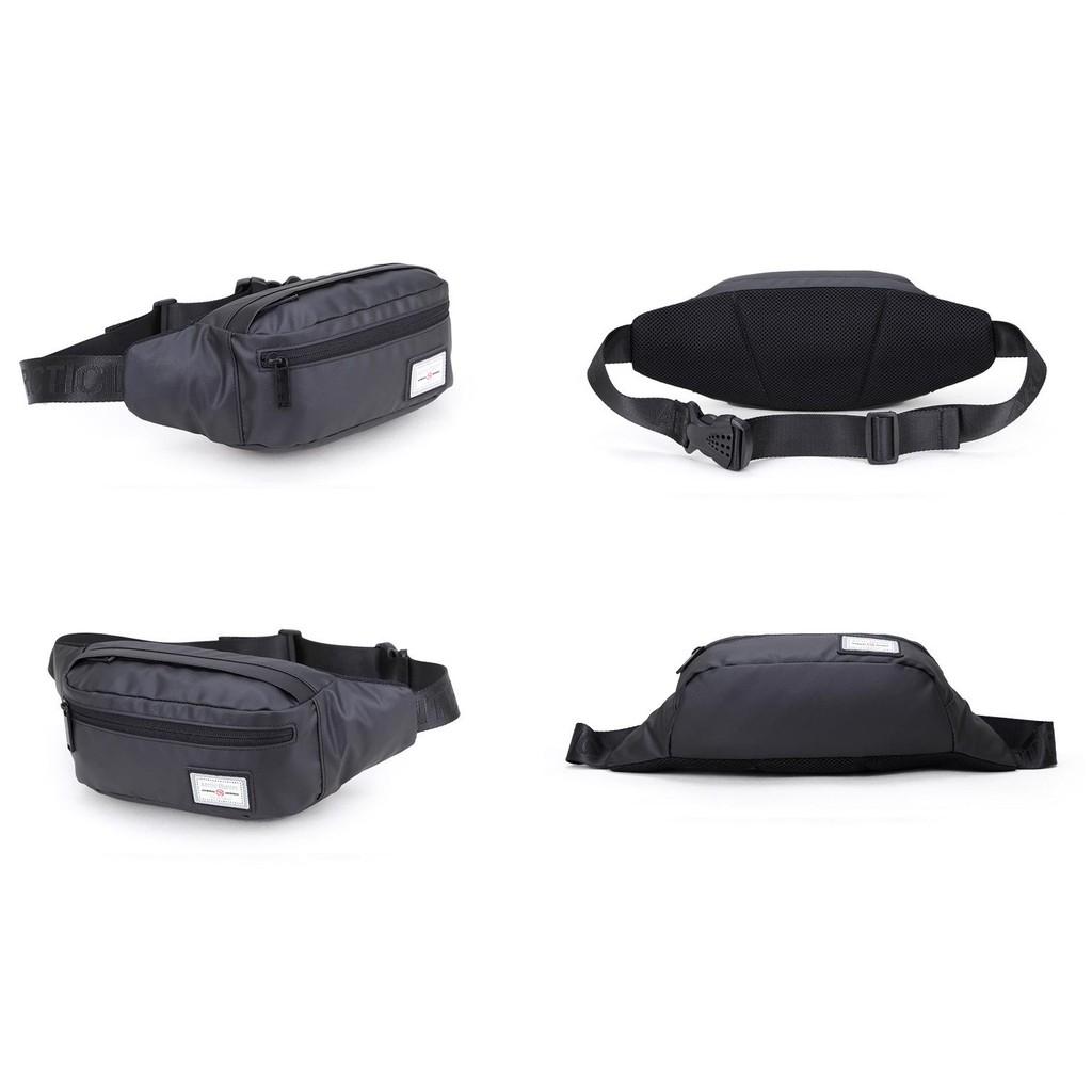 Arctic Hunter i-Easy Waist Bag Men Chest Travel Sling Shoulder Bag Stylish Crossbody Bag Outdoor Sport Cycling Running
