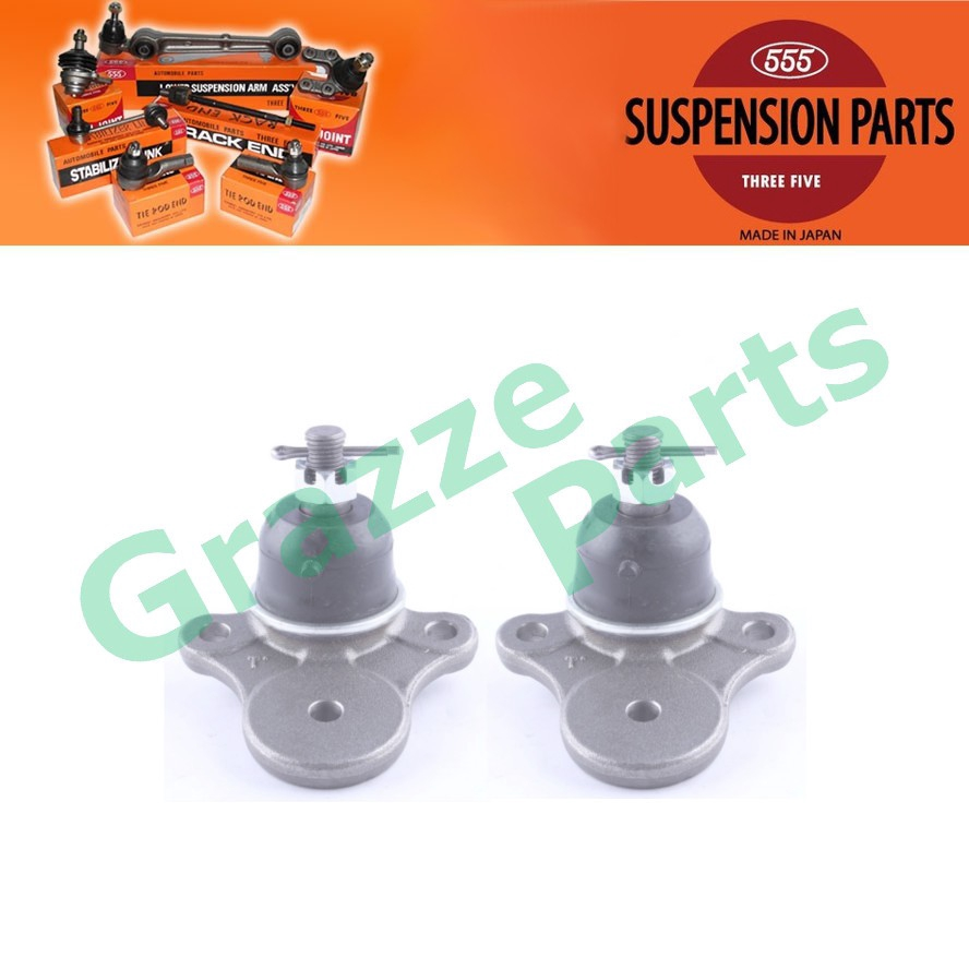 (2pc) 555 Japan Ball Joint Set Top Upper SB-1371 for Mazda E1600