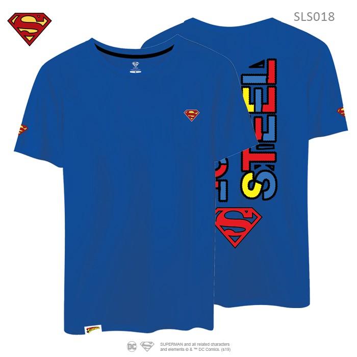 Superman Tshirt Stretchable Tshirt Original Tee Graphic Tee 100% Cotton Tshirt SLS018