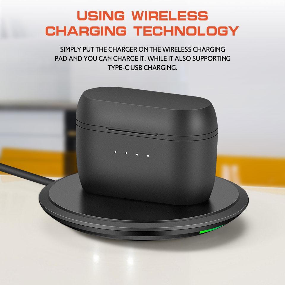 Predator Pro TWS+ QCC010 AptX True Wireless Stereo Earphones (Local Ready Stock)(1Year Warranty)(Original)