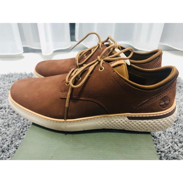 neuer Stil & Luxus neue auswahl Bestpreis Timberland Cross Mark Plain Toe Oxford Shoes