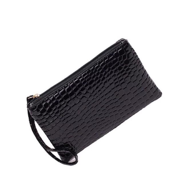 0e4595e92b6e Fashion Women's Clutch Zip Purse