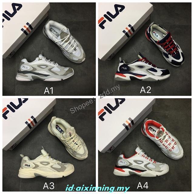 FILA Boveasorus 99 new collection 2019 unisex shoes size 36 - 45 Original  FILA