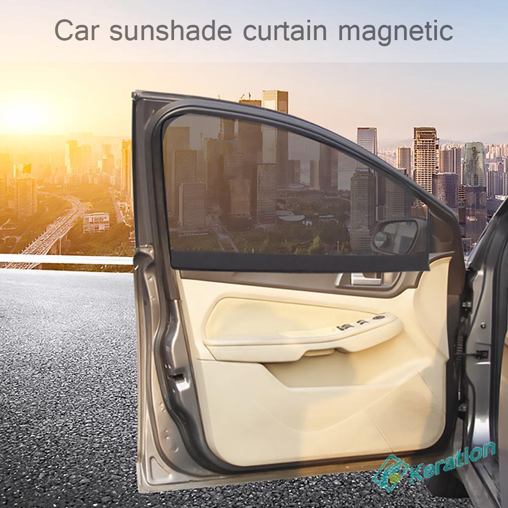 krღMagnetic Automobile Sun Shade Car UV Protection Curtain Car Windows  Sunshade