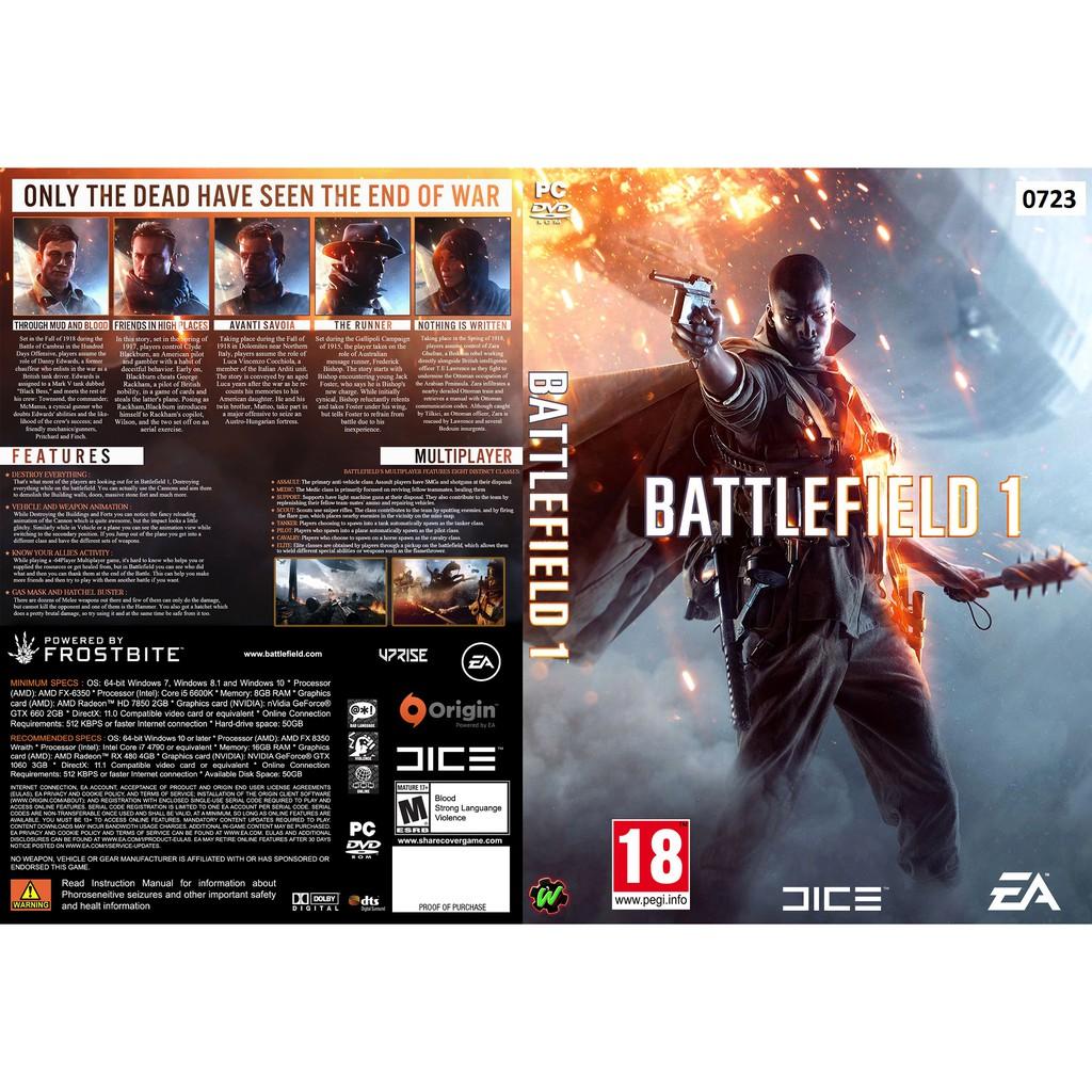 (PC) Battlefield 1