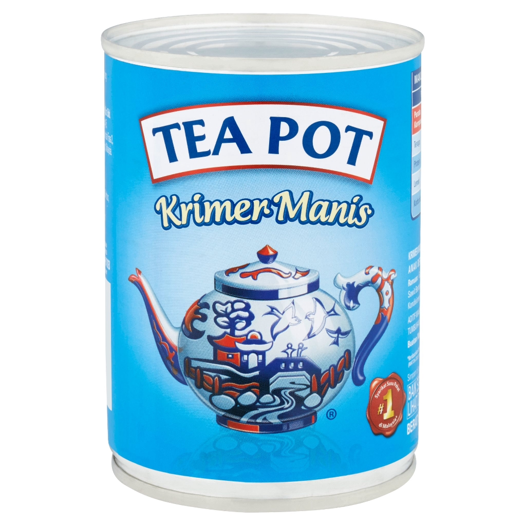 Tea Pot Krimer Manis (500g)