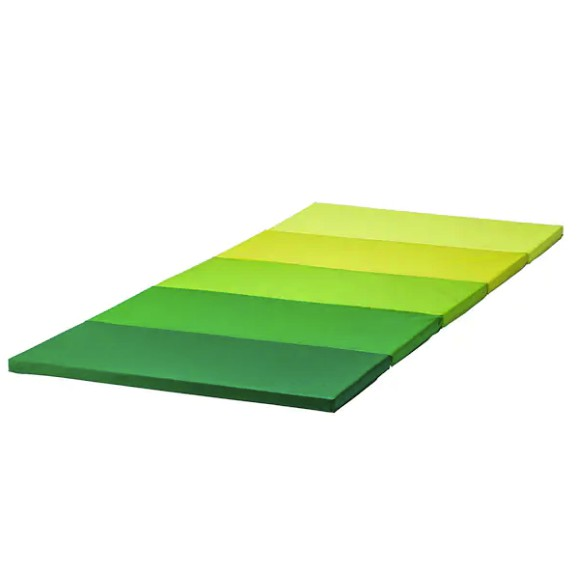 Original PLUFSIG Folding gym mat 78x185 cm