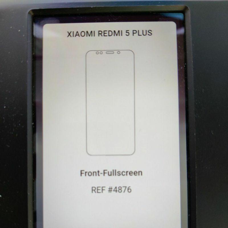 X.One Xiaomi Redmi 5, 5A, 5 Plus, Note 5, Note 5a, Note 5a Prime (Clear/Matte) Stealth Armor 3 Hydrogel Xone