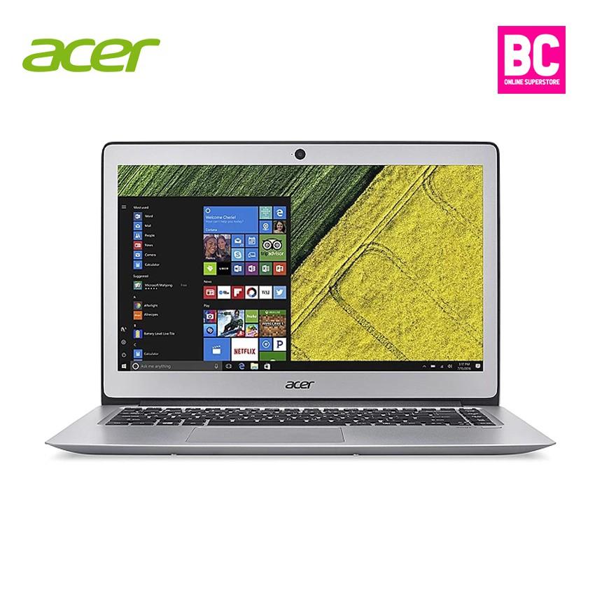 Acer Aspire Swift 1 SF113-31-P8AJ (Silver) 13 3