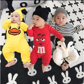 2018 newborn baby romper girl boy wear pure cotton dress infant clothing