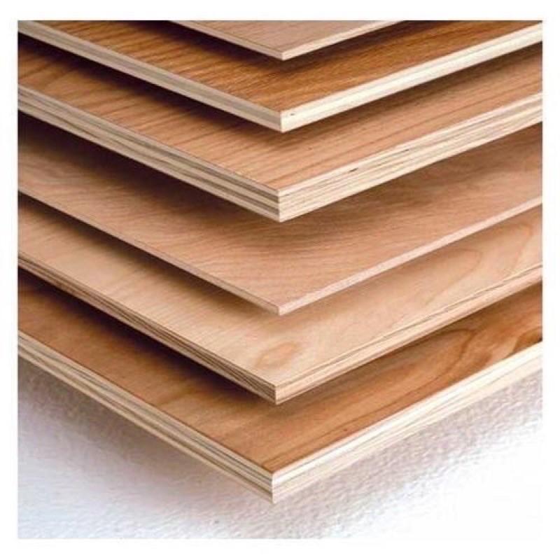 4 x 4 Papan Plywood Timber Wood Board Papan Kayu - 3/5/9/12mm