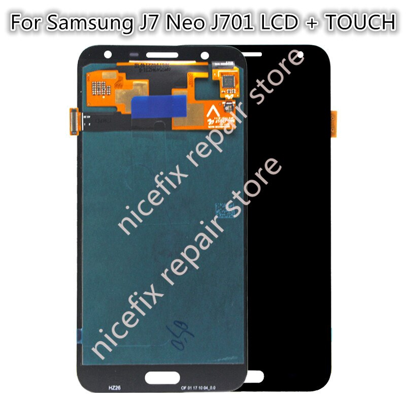 3a248a32ba97bb ProductImage. ProductImage. For samsung galaxy J701F J701M J701MT j701 lcd  display with touch screen digitizer Assembly