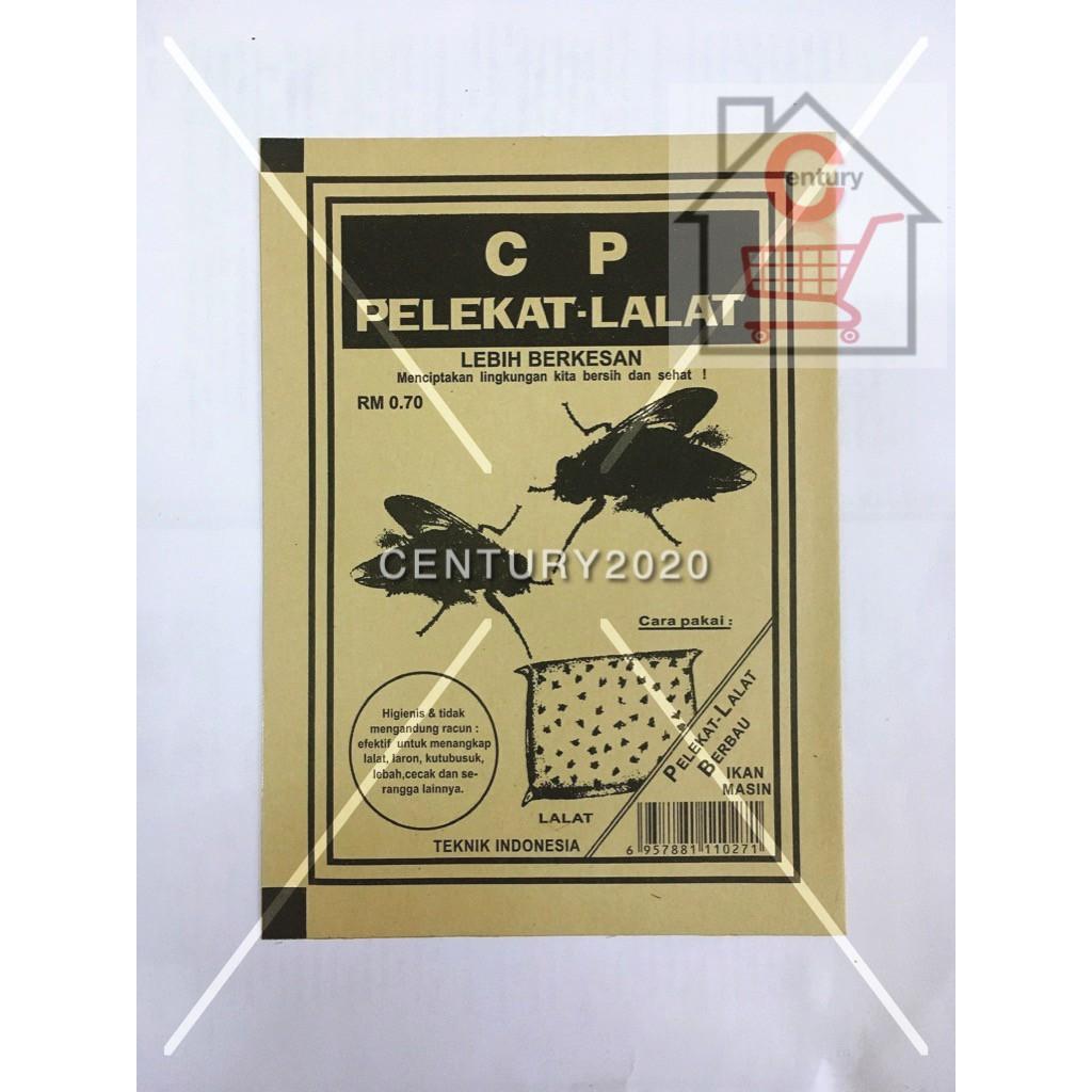 CP Pelekat Lalat Sticky Fly Paper 1 PCS