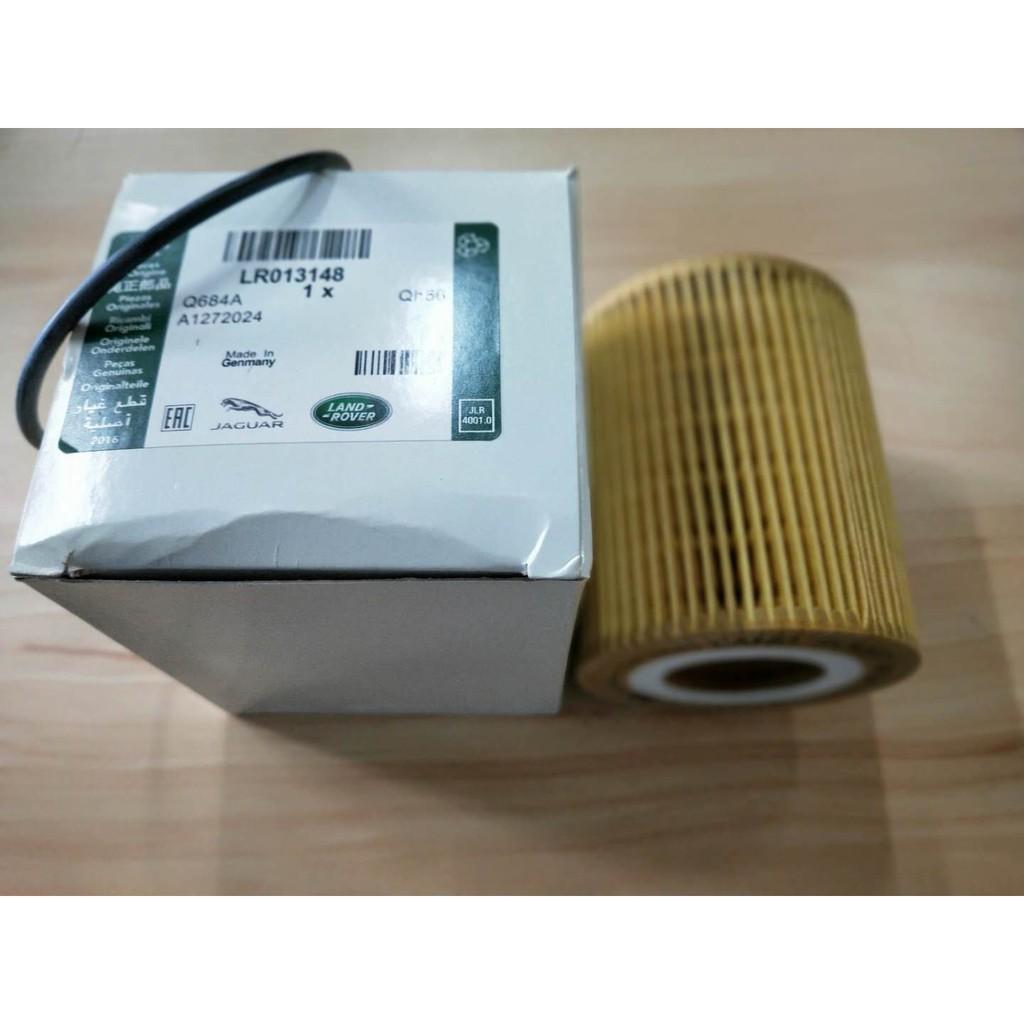 LR013148 Genuine OEM Engine Oil Filter For Land Rover Range Rover L405 ,  Sport L494 ,Discovery 4 3 0L Diesel