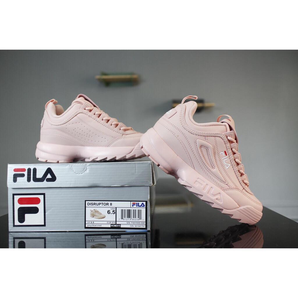Fila Disruptor II 2 Generation Pink - Korea Women Shoes  d3bffdc1ef