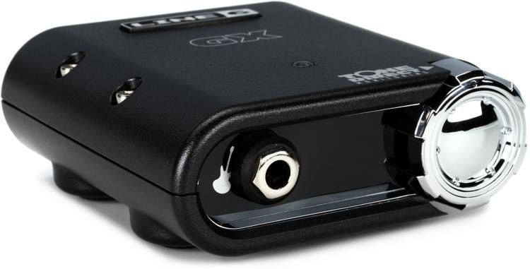 "LINE 6 POD STUDIO GX Audio Interface 1/4"" Guitar Input, 1/8 Inch Stereo Headphone / Line Output"
