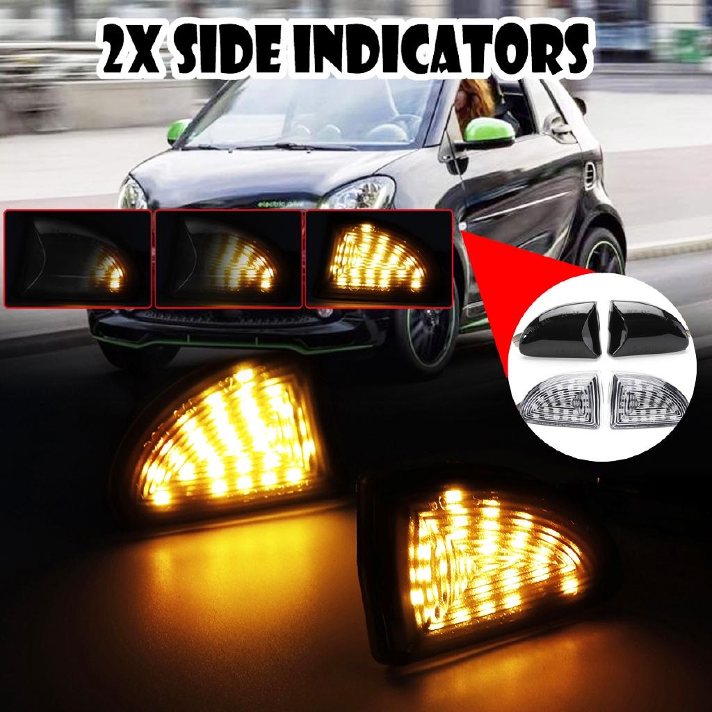2x Fits BMW X5 E53 Genuine Osram Original Side Indicator Light Bulbs Pair
