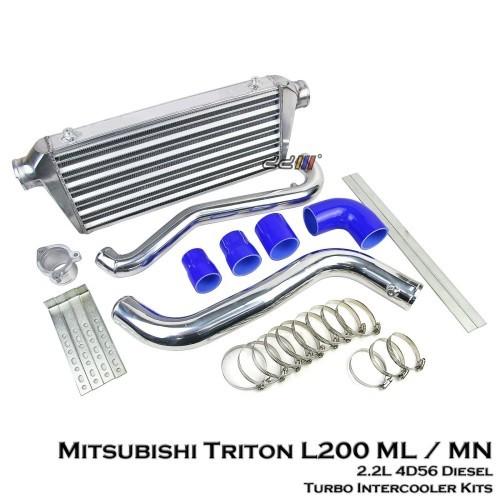 Turbo Intercooler Kit Mitsubishi Triton L200 ML MN2 5L 4D56 Diesel 2005-2014