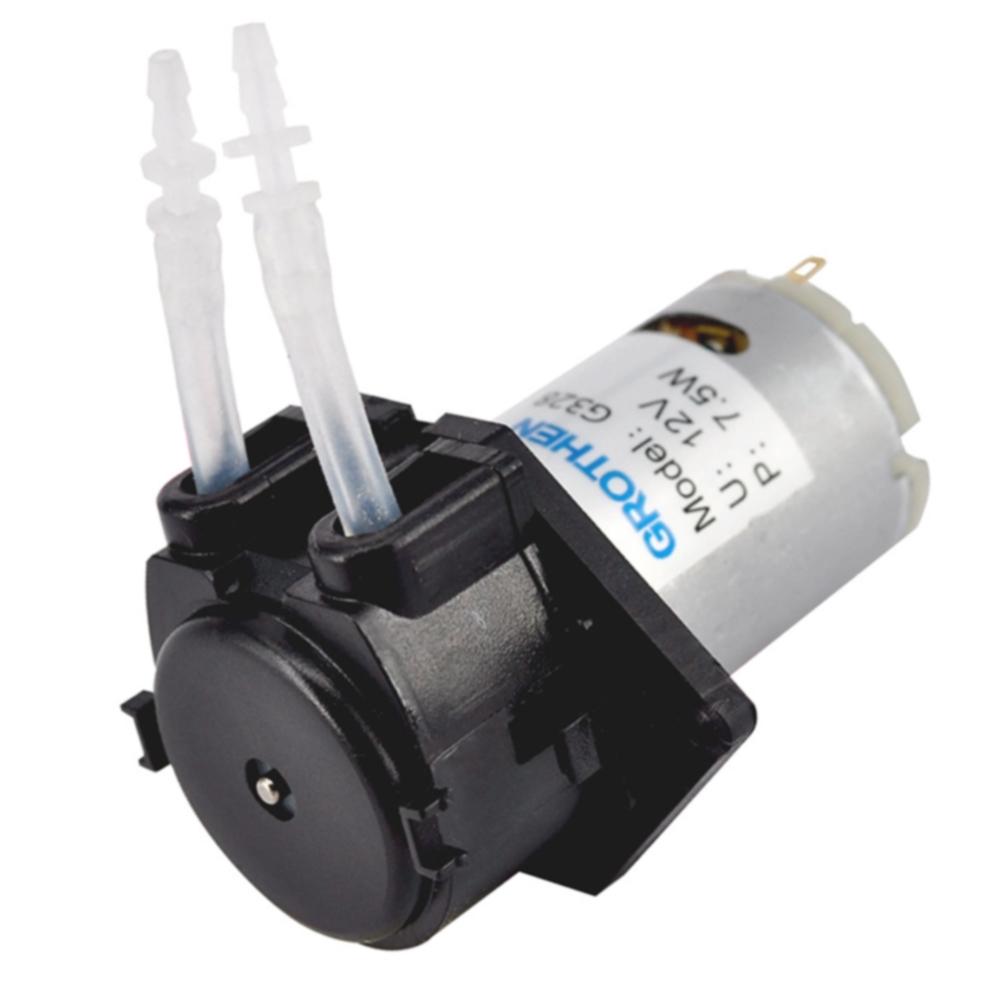 DC12V//24V Dosing Pump Peristaltic Tube Head For Aquarium Lab Chemical Analysis H