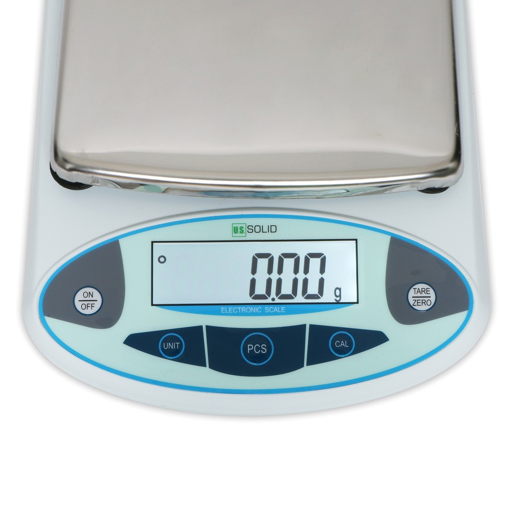 Lab Scales & Balances Analytical Balances Solid 5 kg x 0.1 g Lab ...