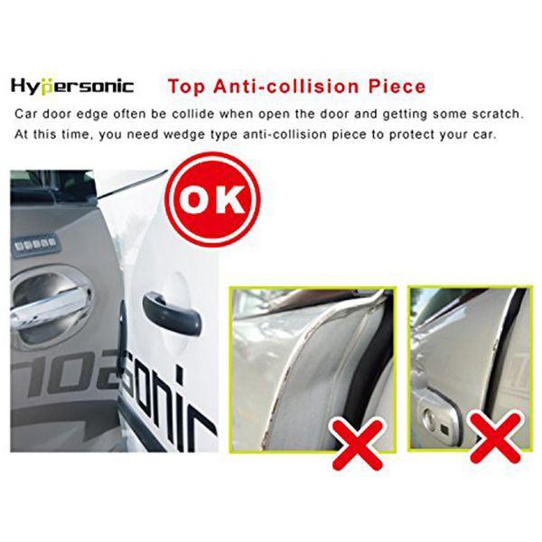 Hypersonic Car Door Trim Side Door Edge Protector Molding