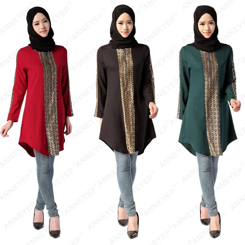 Muslim women's clothing robes, prayer clothes, Hui people, Arab Islamic  Dubai cl