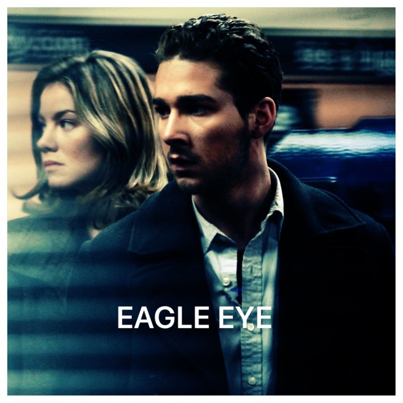 Bluray Movie Eagle Eye 2008 Shopee Malaysia