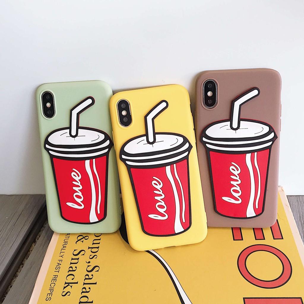 TPU Silicon Cover Iphone 5 5S SE 6 6S 7 8 Plus X XS Case  Shopee
