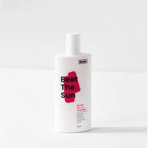 READY STOCK] KRAVE BEAUTY Beet The Sun Spf 47 PA++++ SUNSCREEN   Shopee  Malaysia