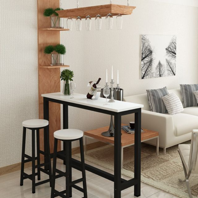 Promo! Living Room Kitchen Tall Modern Simple Long Coffee