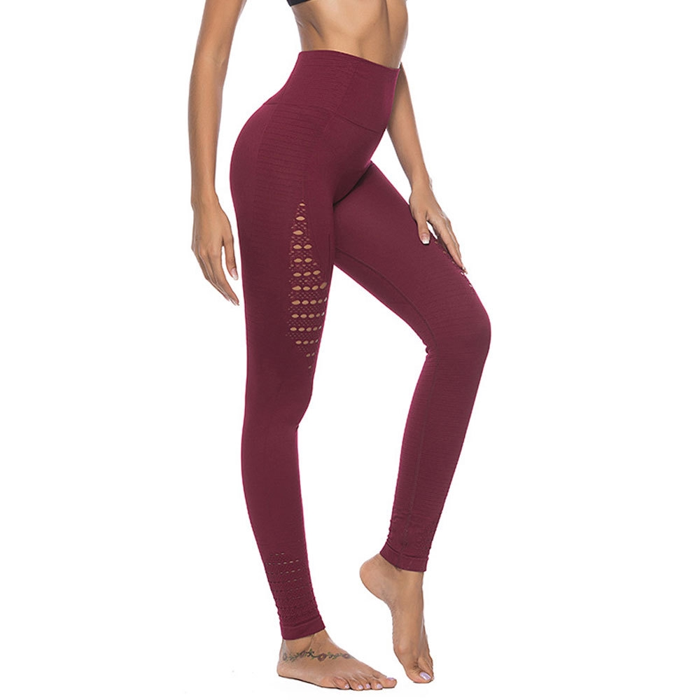 Womens Yoga Booty Shorts Grapes High Waist Compression Tights Slim Fit Stretch Fitness