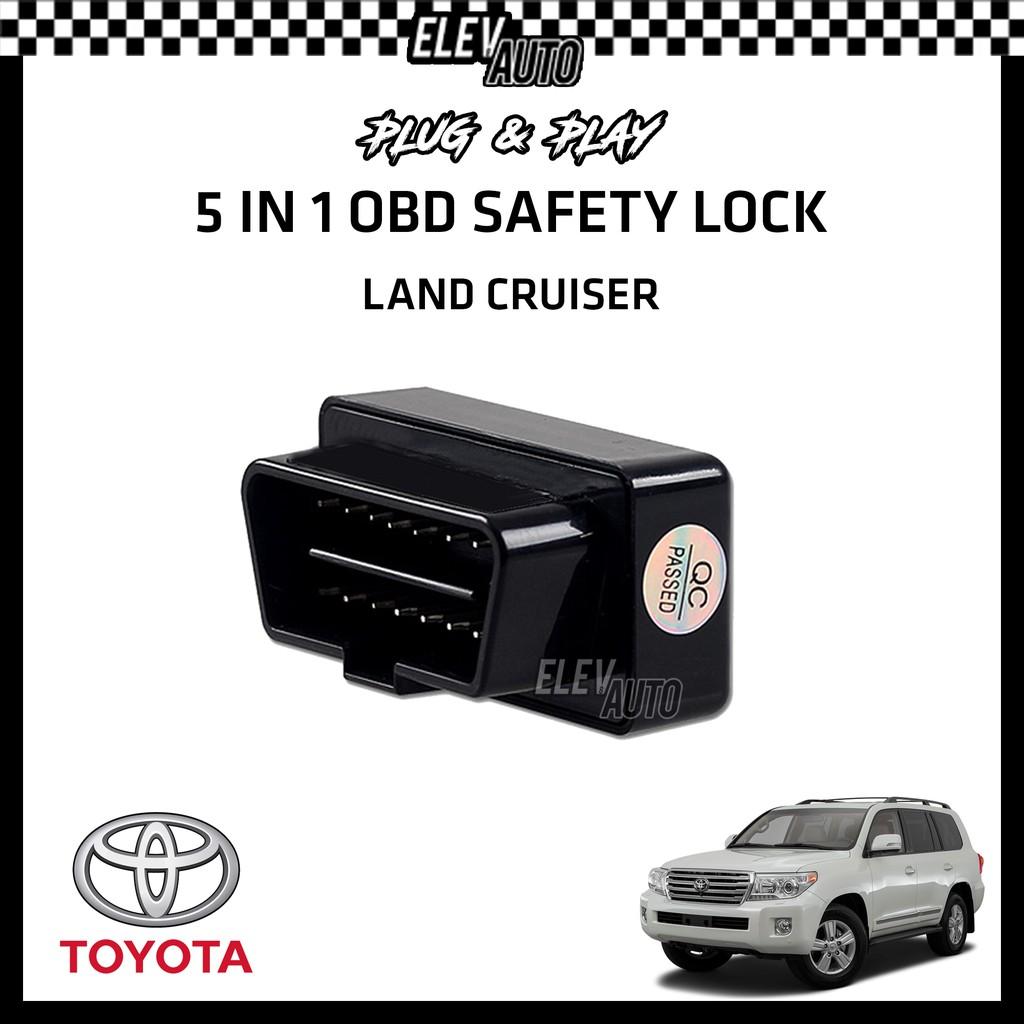 Toyota Land Cruiser OBD Safety Lock (5 in 1)