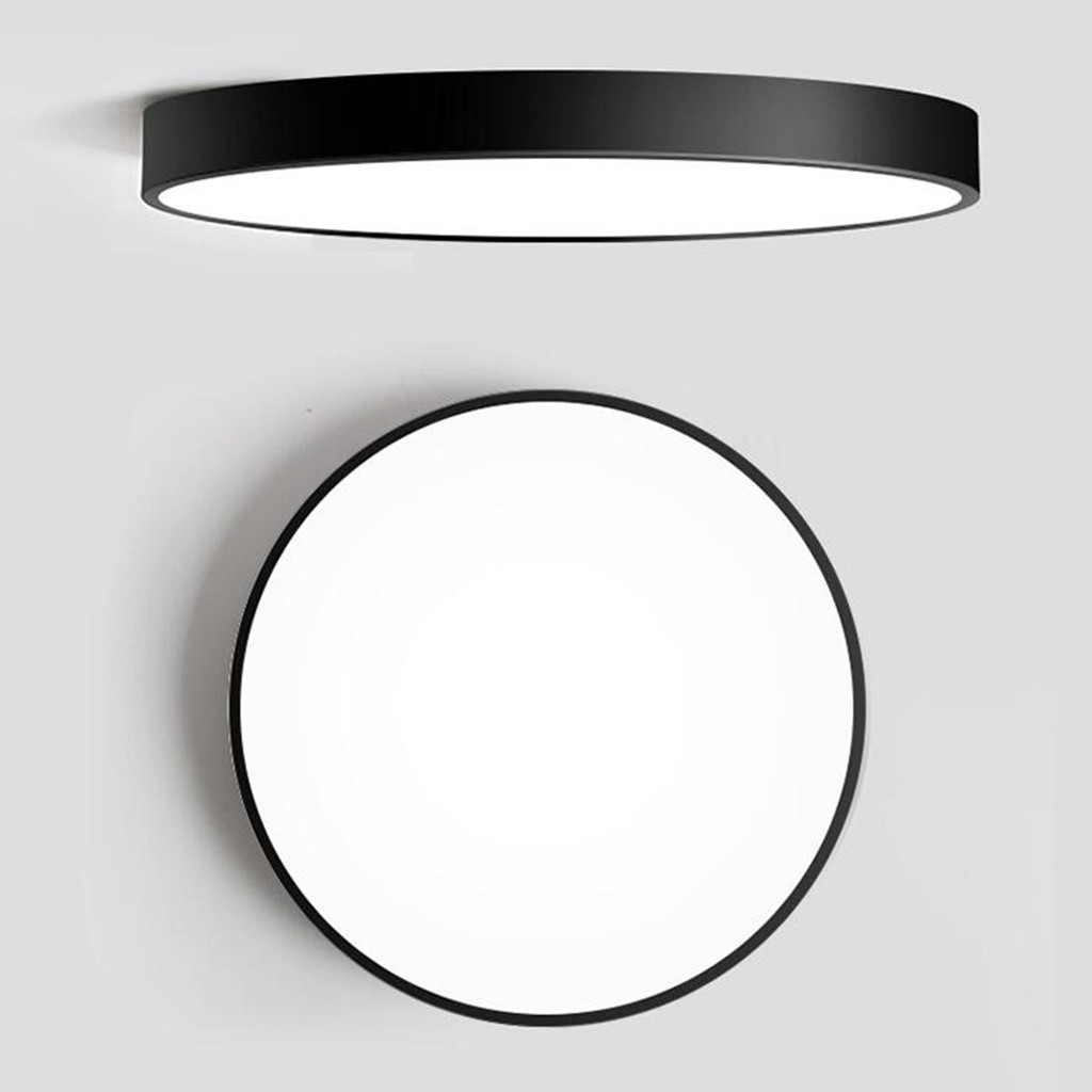 Round Led Ceiling Light Fixture Lamp