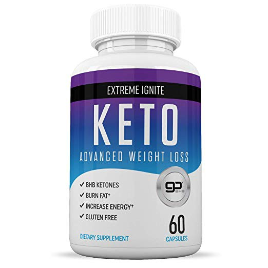 Keto Diet Pills For Weight Loss Best Weight Loss Supplement Induce Ketosis Quicker Ketogenic Fat Burner Burn Fat 60 Caps
