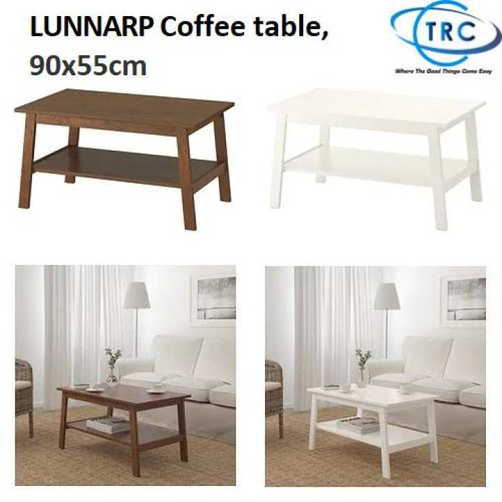 best authentic d1cf8 9333d [Ready stock] Ikea LUNNARP Coffee table, 90x55cm