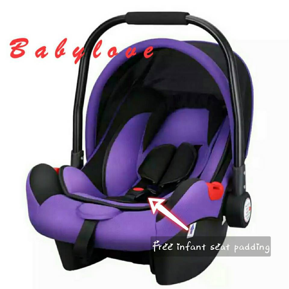 Infant Carrier Seat >> Sarawak Babylove Infant Carrier Carseat