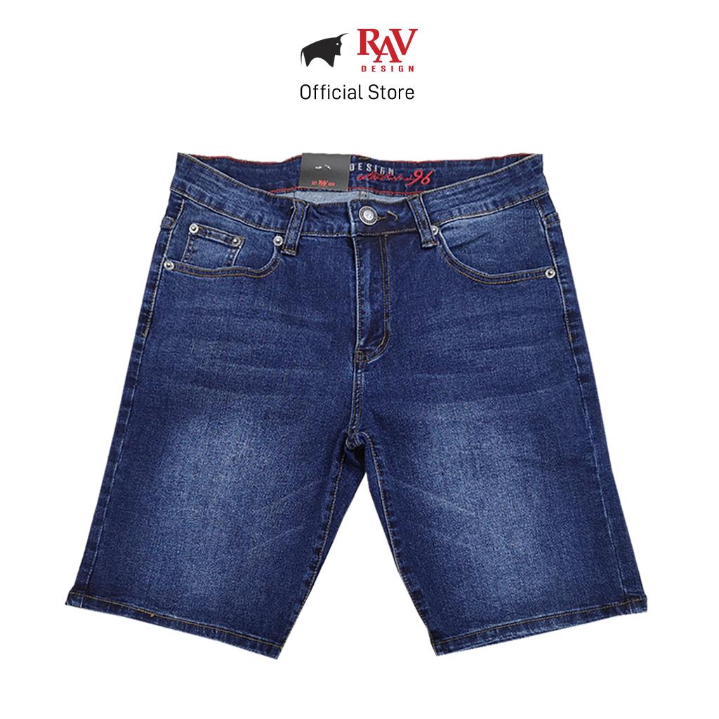 Rav Design Men's Shorts Jeans |RJS612200181