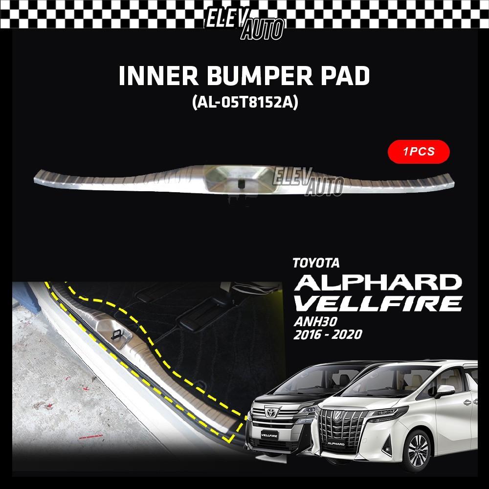 Toyota Alphard / Vellfire ANH30 2016-2021 Rear Inner Bumper Pad Protector (AL-05T8152A)